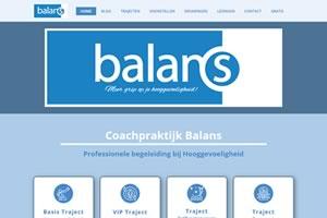 Coachpraktijk Balans
