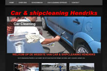 Car & shipcleaning Hendriks